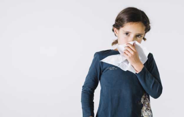 बच्चों में एलर्जी