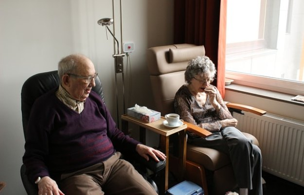 How to reduce the risk of an older person falling
