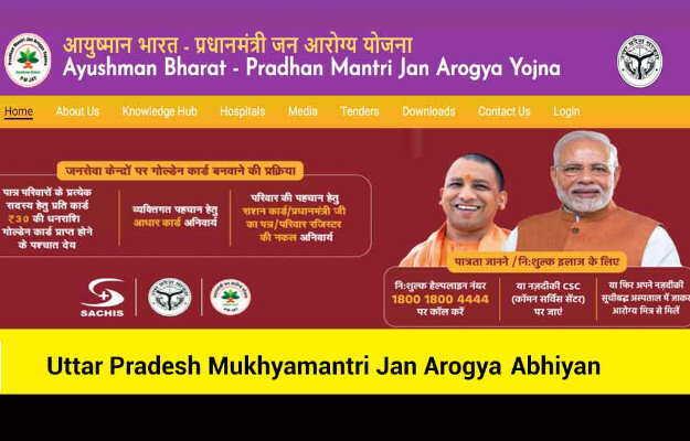 मुख्यमंत्री जन आरोग्य अभियान - Mukhya Mantri Jan Arogya Abhiyan in Hindi