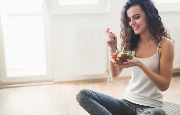 खाना कम खाने से वजन घटता है क्या?